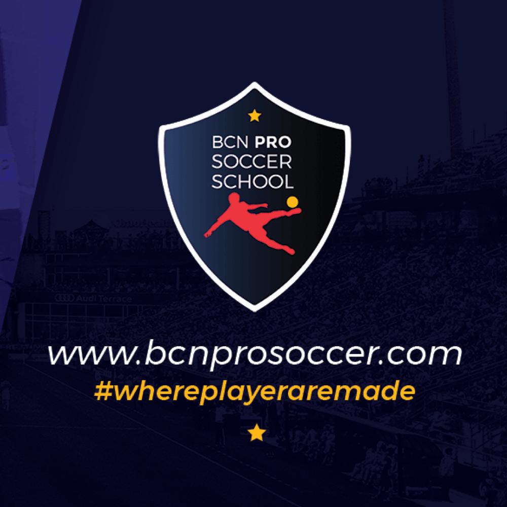Bcn Pro Soccer School